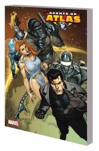 Agents of Atlas Complete Collection TP Vol 01