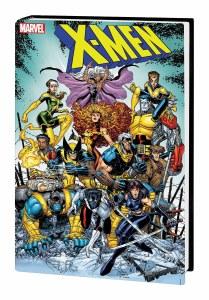 X-Men Revolution By Chris Claremont Omnibus HC