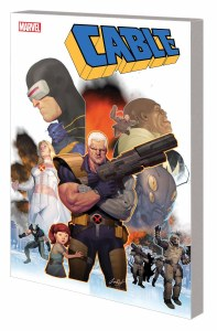 Cable Last Hope TP Vol 01