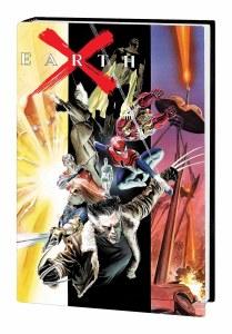 Earth X Trilogy Omnibus Omega HC