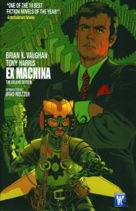 Ex Machina TP Book 01