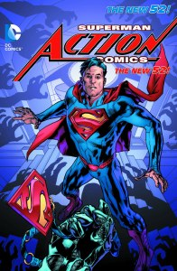 Superman Action Comics TP Vol 03 At The End of Days