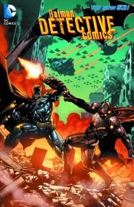 Batman Detective Comics HC Vol 04 The Wrath