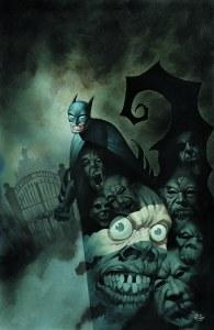 Batman Arkham Asylum Living Hell Deluxe Ed HC