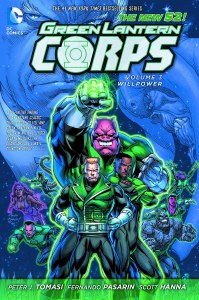 Green Lantern Corps TP Vol 03 Willpower
