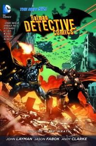Batman Detective Comics TP Vol 04 The Wrath