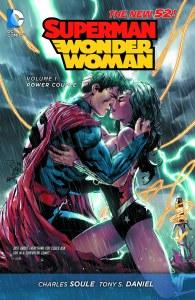 Superman Wonder Woman TP Vol 01 Power Couple