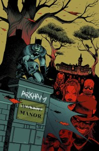 Arkham Manor TP Vol 01