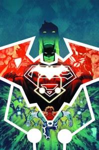 Justice League Darskeid War Power of the Gods HC