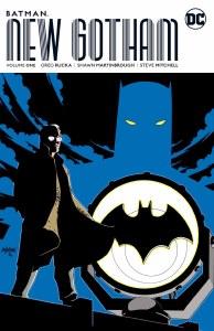 Batman New Gotham TP