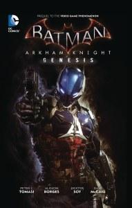 Batman Arkham Knight Genesis TP