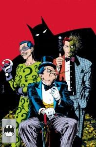 DC Universe By Neil Gaiman Deluxe Ed HC