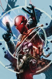 Red Hood Arsenal TP Vol 02 Devils Daughter