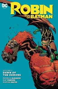 Robin Son of Batman TP Vol 02 Dawn of the Demons
