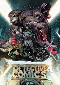 Batman Detective Rebirth TP Vol 01 Rise of the Batmen