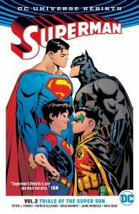 Superman Rebirth TP Vol 02 Trials of the Super Son