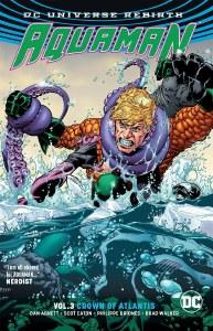 Aquaman Rebirth TP Vol 03 Crown Of Atlantis