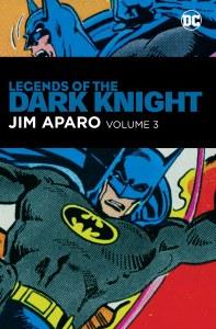Batman Legends of the Dark Knight Jim Aparo HC Vol 03