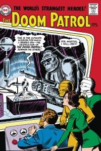 Doom Patrol The Silver Age Omnibus HC
