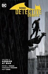 Batman Detective Comics TP Vol 09 Gordon at War