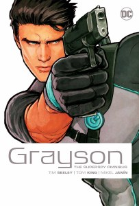 Grayson The Superspy Omnibus HC