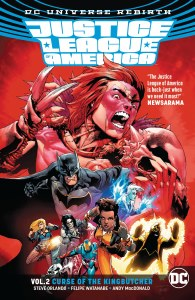 Justice League Of America Rebirth TP Vol 02 Kingbutcher