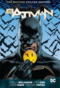 Batman Flash The Button Deluxe Ed HC
