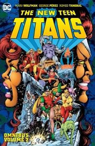 New Teen Titans Omnibus HC Vol 02 New Edition