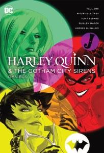 Harley Quinn and The Gotham City Sirens Omnibus HC