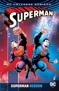 Superman Reborn Rebirth TP