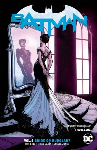 Batman Rebirth TP Vol 06 Bride or Burglar