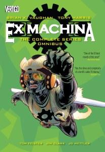 Ex Machina The Complete Series Omnibus HC