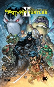 Batman TMNT Deluxe Edition HC