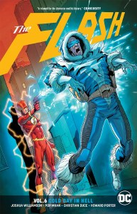 Flash Rebirth TP Vol 06 Cold Day In Hell