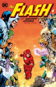 Flash By Geoff Johns TP Book 05