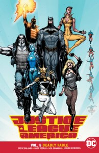 Justice League Of America Rebirth TP Vol 05 Deadly Fable