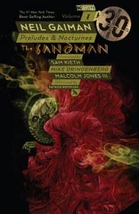 Sandman TP Vol 01 Preludes and Nocturnes 30 Anniversary Edition