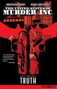 United States Of Murder Inc TP Vol 01 Truth