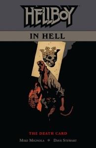 Hellboy In Hell TP Vol 02 Death Card