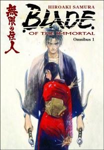 Blade Of the Immortal Omnibus TP Vol 01