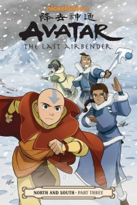 Avatar Last Airbender TP Vol 15 North South Part 3