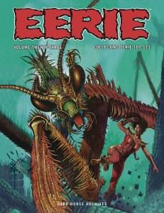 Eerie Archives HC Vol 23