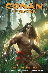 Conan The Slayer TP Vol 02