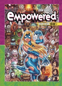 Empowered Deluxe HC Vol 03