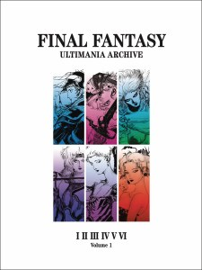 Final Fantasy Ultimania Archive HC Vol 01
