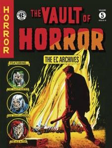 EC Archives Vault of Horror HC