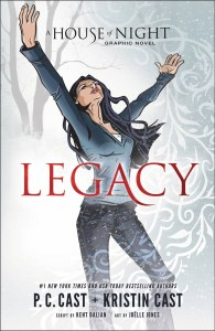 Legacy House Of Night GN