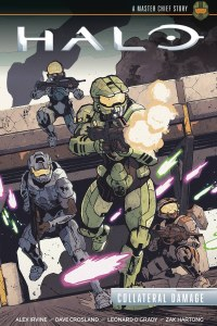 Halo Collateral Damage HC