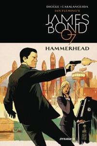 James Bond Hammerhead HC