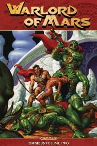Warlord Of Mars Omnibus TP Vol 02